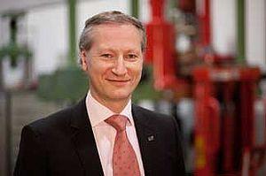 Director Dipl.-Ing. Dr. Stefan Haas, CEO TUV AUSTRIA HOLDING AG (Credit: Gerhard Zahalka, Standlaufbild.at)