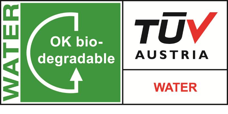 OK biodegradable WATER